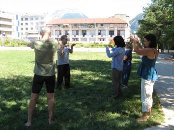 Ecole de Cheng Hsin d'Isère, rue Parmentier, Grenoble