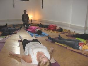 Mariola Monnard, Yoga Un Temps Pour Soi