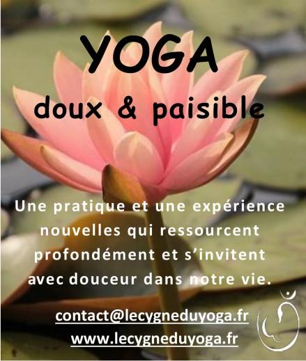 Cours de Yoga de Martine Cadoux